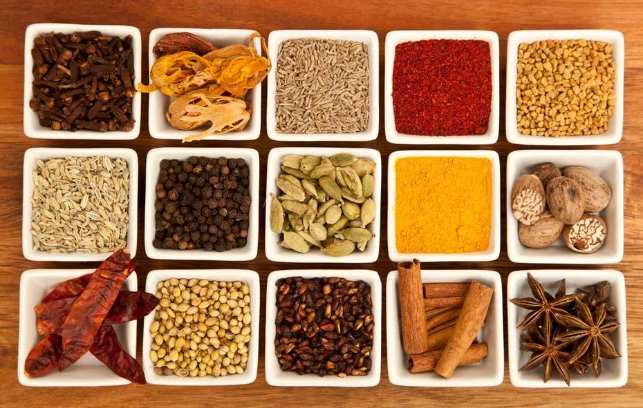 Herbs, Rubs and Seasonings