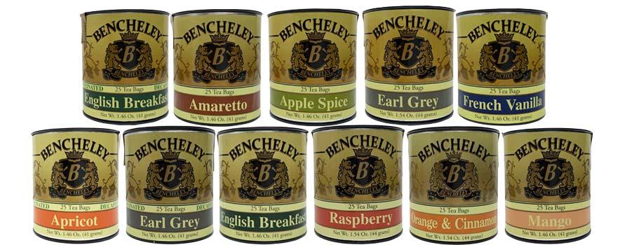 Bencheley Tea