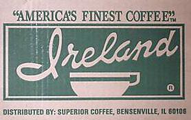 Ireland Coffee