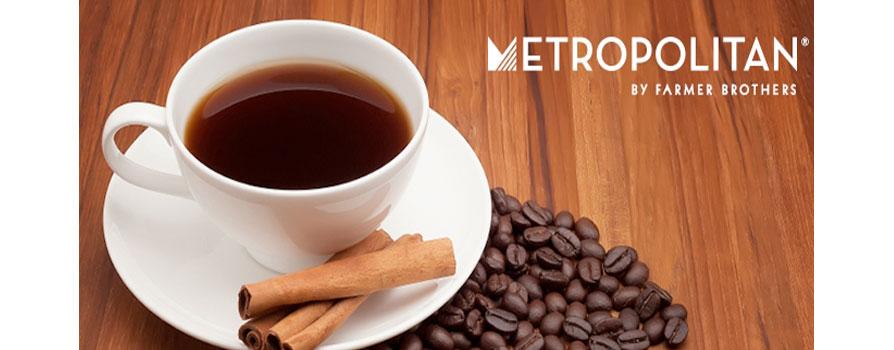 Metropolitan Flavored Coffee