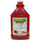 Cherry Lemon Slush Mix Granita Frozen Drink 4 Plus 1 Concentrate, 1 bottle