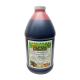 Tropical Sensations - Red Sangria Frozen Granita Mix, 6 bottles 64 oz each