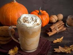 Pumpkin spice lattee