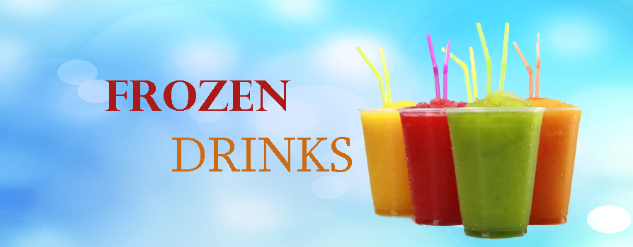 Frozen Drink Mix