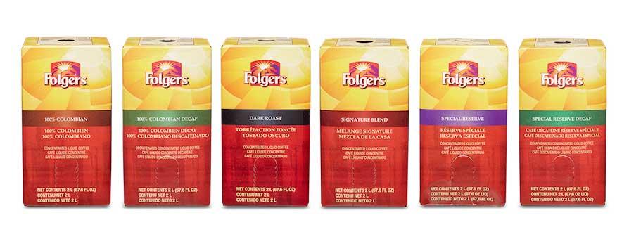 Folgers Liquid Coffee