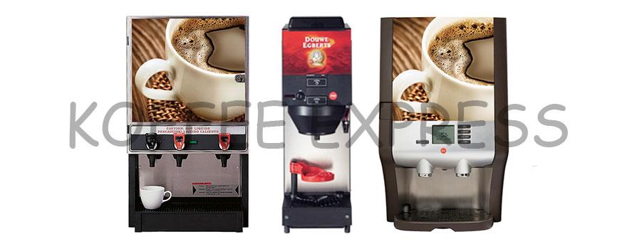 Liquid Coffee Machines