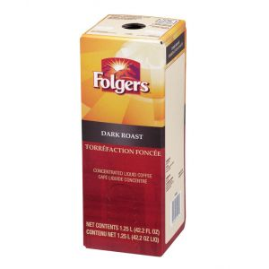 Folgers 1.25 Liter Dark Roast (One)